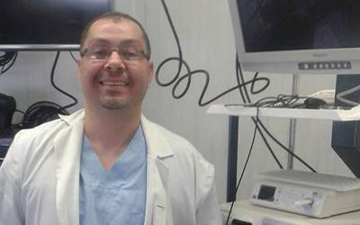 """Специалистът на """"ДКЦ I – В. Търново"""" д-р Н. Кондов с поредна специализация в Европа"""