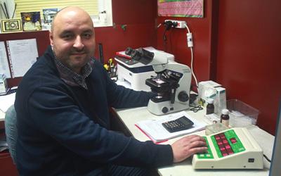 Първа лабораторията за репродукция в област Велико Търново