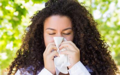 Пролетните алергии – причини за появяването им и как да се справим с тях